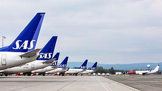 Τρίτη ημέρα απεργίας για τους πιλότους της SAS