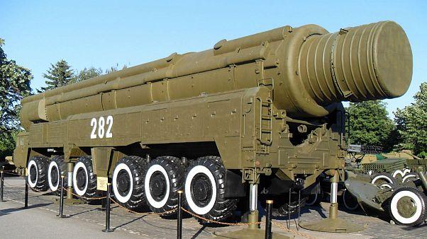 روسیه برای توافقی تازه با آمریکا بر سر کنترل تسلیحات اعلام آمادگی کرد