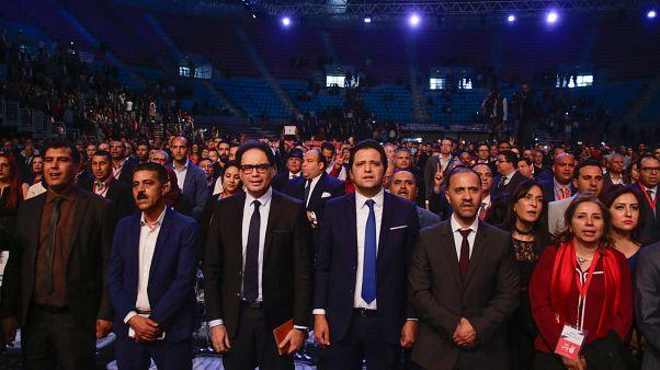 من لقاء قيادات تحيا تونس