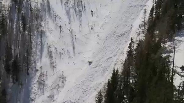 Ελβετία: Νεκροί τέσσερις σκιέρ