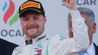 Formula 1, Gp d'Azerbaigian: vince Bottas, quarta doppietta Mercedes