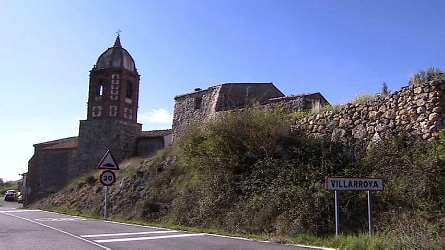 Villarroya, el pueblo riojano que votó en 47 segundos