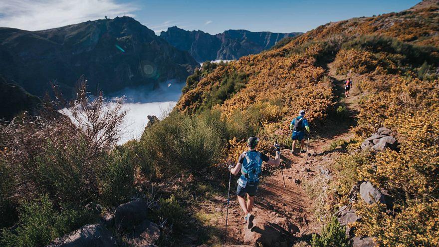 Madeira im Laufschritt: 115 Kilometer rauf und runter