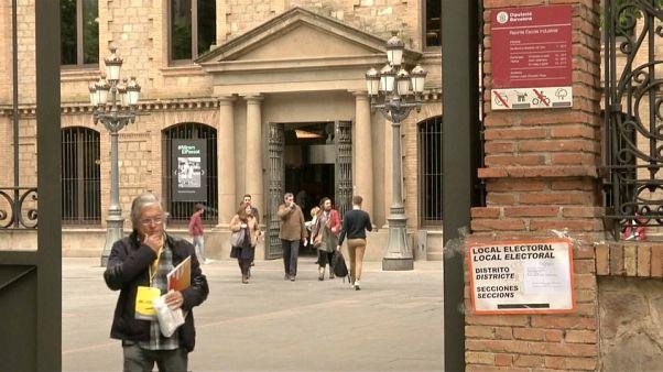 Elecciones en España: La participación en Cataluña aumenta en casi 18 puntos respecto a 2016