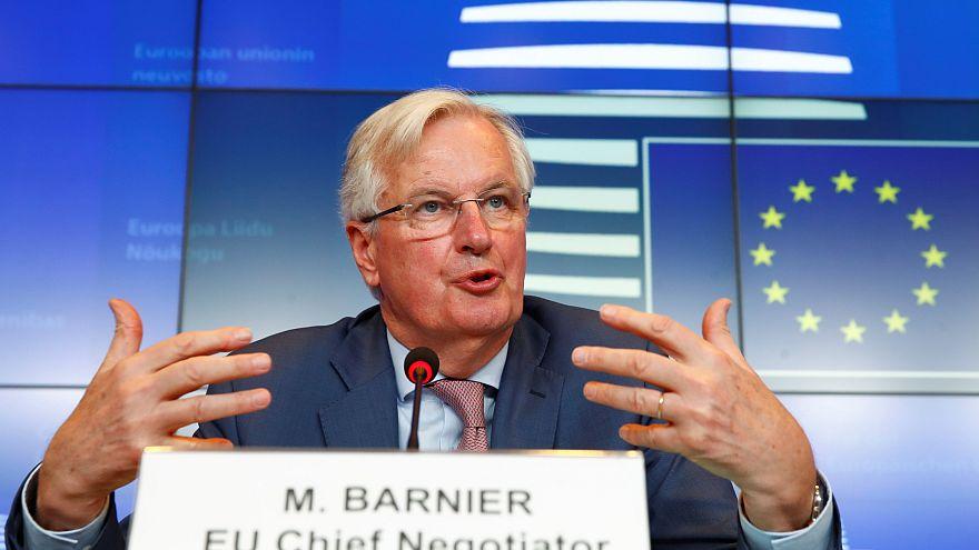 Brexit Başmüzakerecisi Michel Barnier: May hükümeti ve muhalefet görüşmeleri bu hafta sonuçlanacak