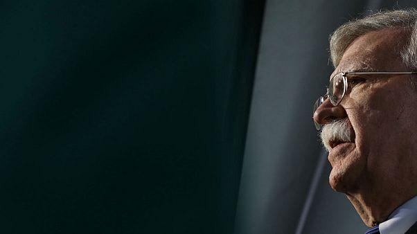 واکنش جان بولتون به مصاحبه ظریف: ادعایی مضحک و تبلیغاتی است