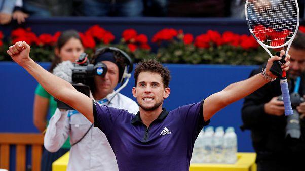 Tennis: Thiem vince a Barcellona, Berrettini conquista Budapest