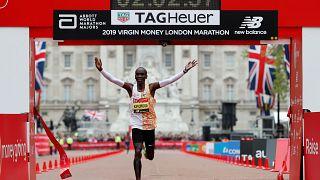 Maratona di Londra: dominio keniano con Eliud Kipchoge e Brigid Kosgei