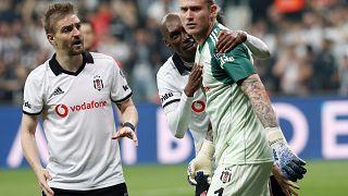Beşiktaş Spor Toto Süper Lig'de şampiyonluğa bir adım daha yaklaştı