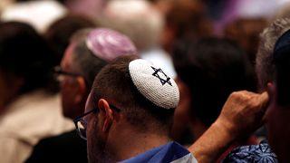 Schock nach tödlichem Angriff auf Synagoge: Augenzeugen berichten