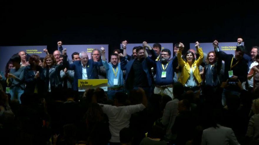 """Spagna: il voto dei catalani a """"Esquerra"""""""