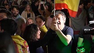 As reações pós-eleitorais em Espanha