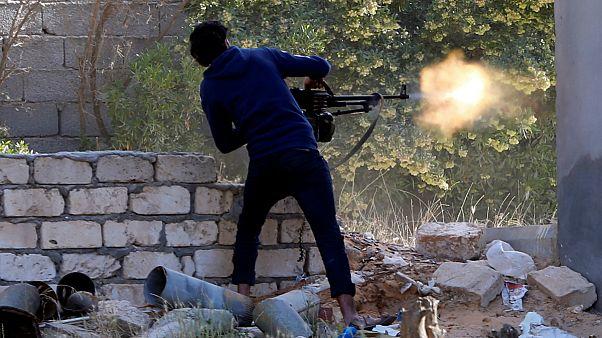 درگیری های خانه به خانه در جنوب طرابلس