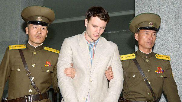 بولتون: آمریکا آماده پرداخت ۲ میلیون دلار به کرهشمالی برای مراقبت از دانشجوی زندانی بود