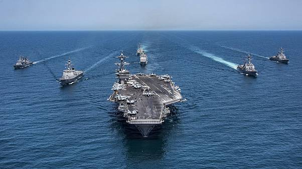 ABD Donanması'na ait gemi