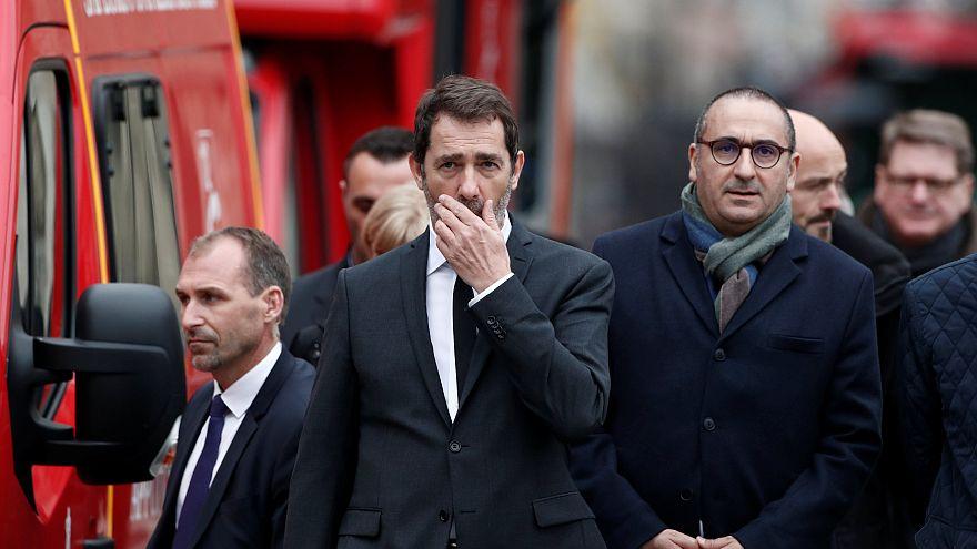 وزیر کشور فرانسه: مانع از یک عملیات مهم تروریستی شدیم