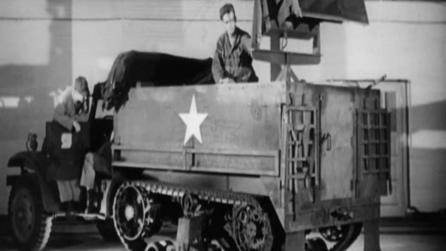 'Ghost Army' veterans recall secret World War Two decoy mission