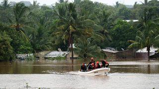 Απέραντη λίμνη η βόρεια Μοζαμβίκη