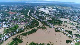 Indonesia: 29 dead in heavy flooding on Sumatra