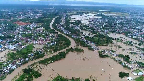 Indonesia: 29 dead in heavy flooding on Sumatra