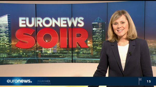 Euronews Soir : l'actualité du 29 avril