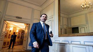 كريستوف كاستانير، وزير الداخلية الفرنسي
