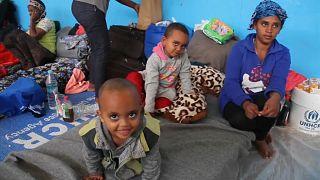 El Papa solicita la evacuación de refugiados en la guerra de Libia