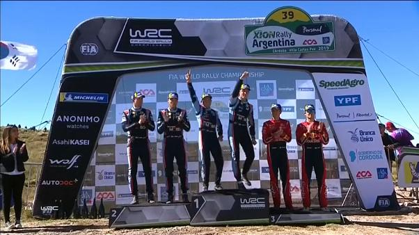 Thierry Neuville vence Rali da Argentina