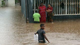 Le Mozambique en proie aux inondations