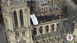 """Notre-Dame: """"Herr Präsident, übergehen Sie nicht die Experten für Kulturerbe"""""""