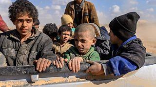 Yezidi toplumu, babaları IŞİD'li olan çocukları kabul etmiyor