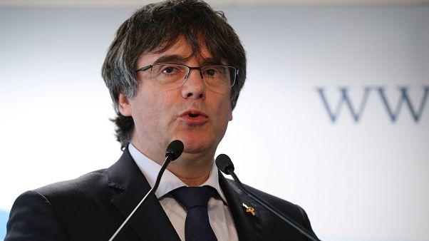 La Junta Electoral excluye al expresidente catalán Puigdemont de las europeas