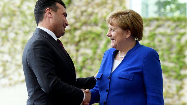 Türkiye ve Rusya'nın gölgesinde Fransa ve Almanya'dan Balkan Zirvesi