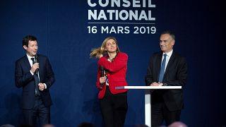 Fransa, AP seçimlerinde Sarkozy'nin partisinden aday Türk asıllı kadın politikacıyı konuşuyor