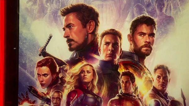 Plus d'un milliard de recettes en cinq jours, Avengers : Endgame bat tous les records