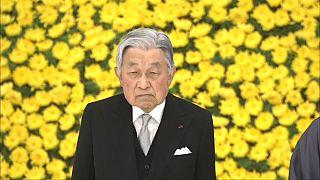 Kaiser Akihito dankt ab - ein unerhörter Vorgang, selbst im modernen Japan.