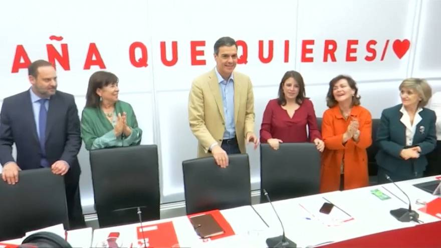 El PSOE intentará manejar el timón del barco en solitario