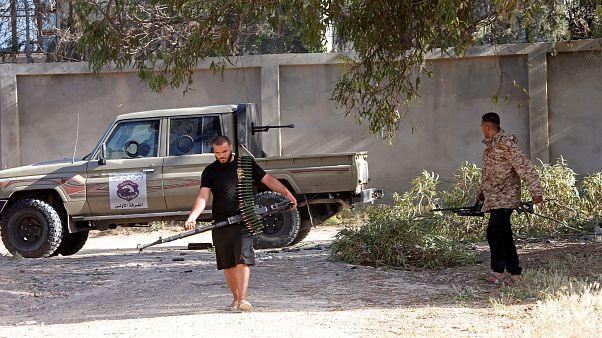 Ливия: бои за Триполи
