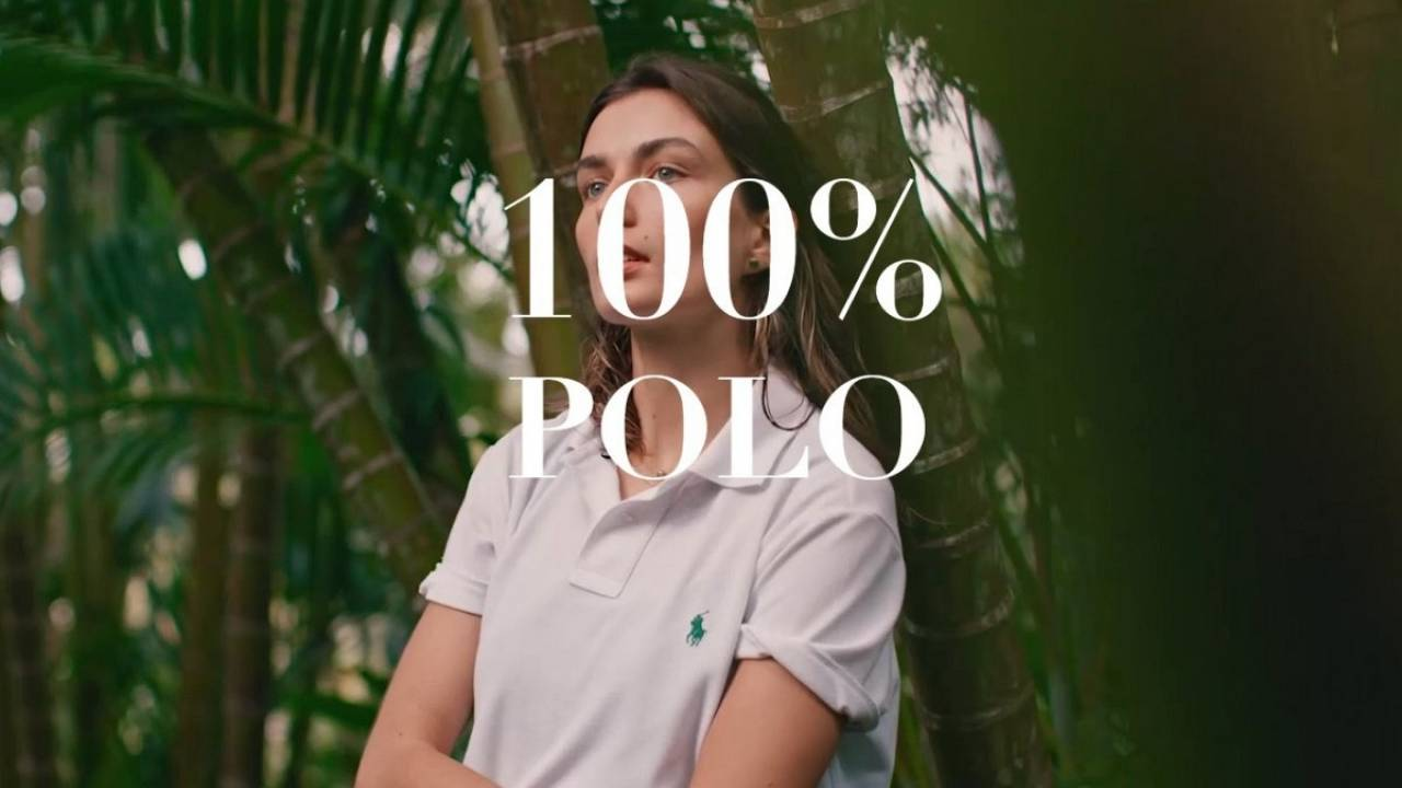 Ralph Lauren launch of The Earth Polo