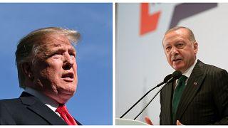 Erdoğan ile Trump telefonda S-400'leri görüştü: Ortak çalışma grubu kurulması gündeme geldi