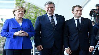 مؤتمرُ دول غرب البلقان بألمانيا.. تعزيزٌ لنفوذ بروكسل على حساب موسكو وبكين