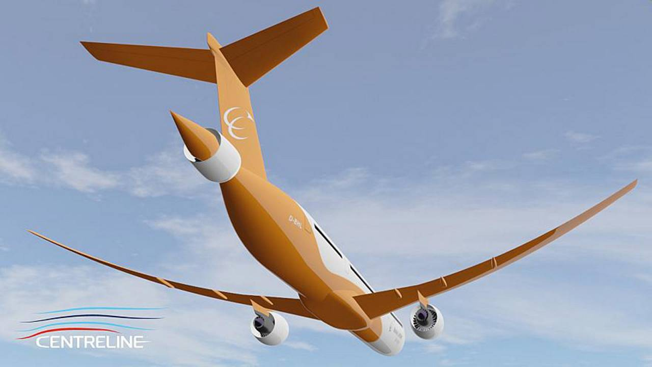 Un avion plus performant grâce à un ventilateur à l'arrière