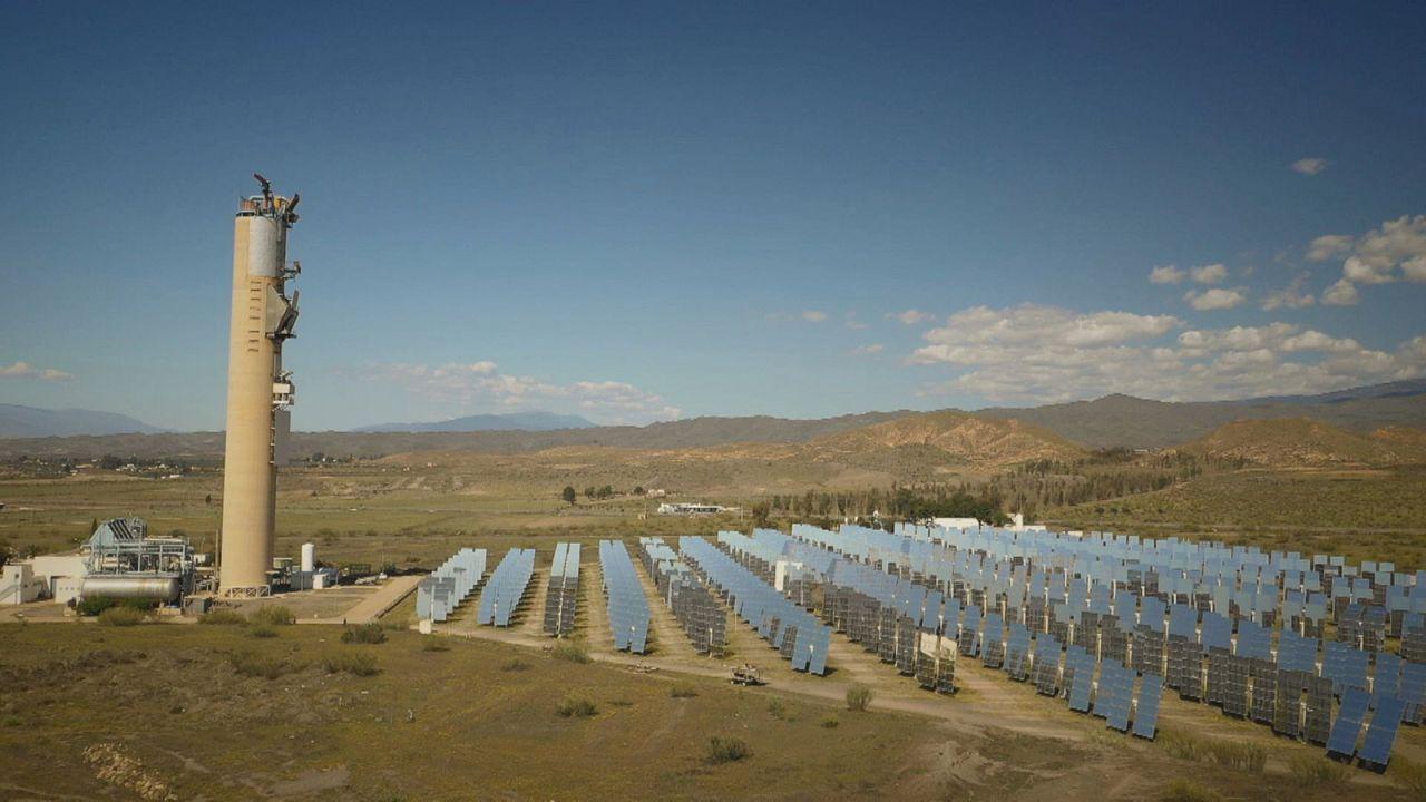 A koncentrált napenergia lehet a jövő tiszta technológiája