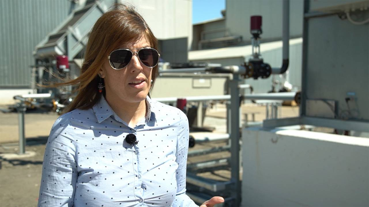 PSA researcher Patricia Palenzuela Ardila on solar power