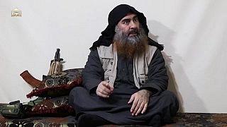 PROPAGANDA IMAGE//Screenshot of the video released by Al Furqan via AFP