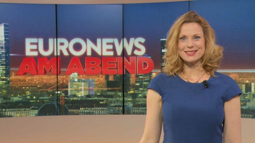 euronews am Abend | Nachrichten vom 22. Mai 2019