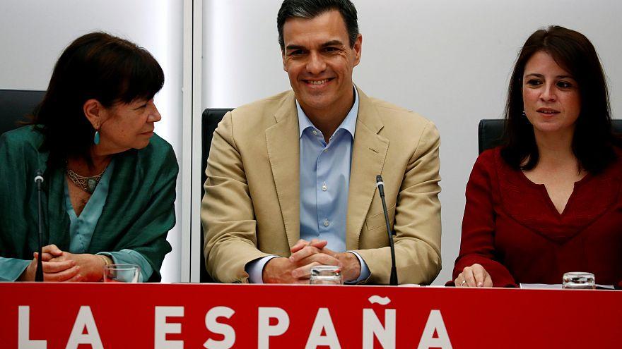 Espagne : les socialistes en quête d'alliances