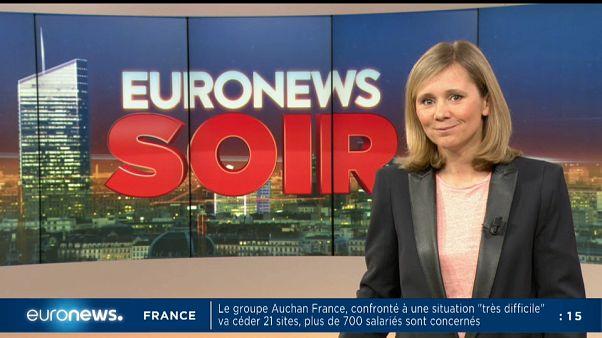 Euronews Soir : l'actualité du 30 avril