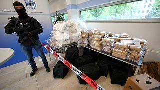 Κολομβία: Κατασχέθηκαν 94,2 τόνοι κοκαΐνης σε 105 ημέρες