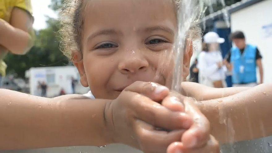 Niños venezolanos, lejos de su hogar y en peligro